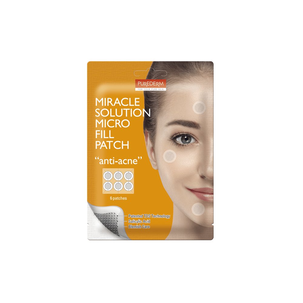"Miracle Solution Micro Fill Patch ""anti-acne"""