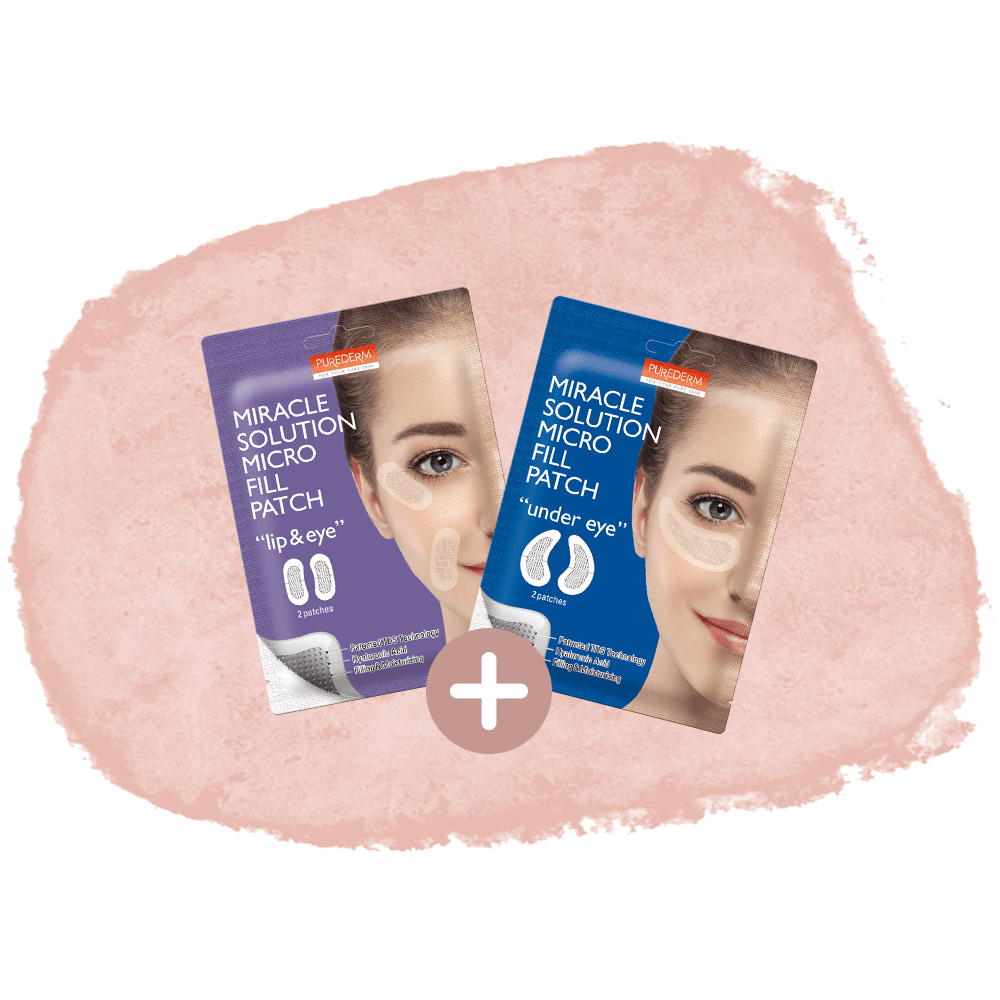 "Combo ""Microneedling patches"""