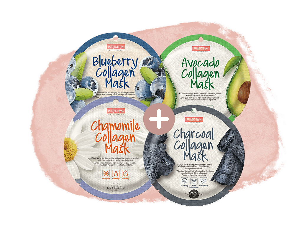 "Combo ""Collagen mask addict"""