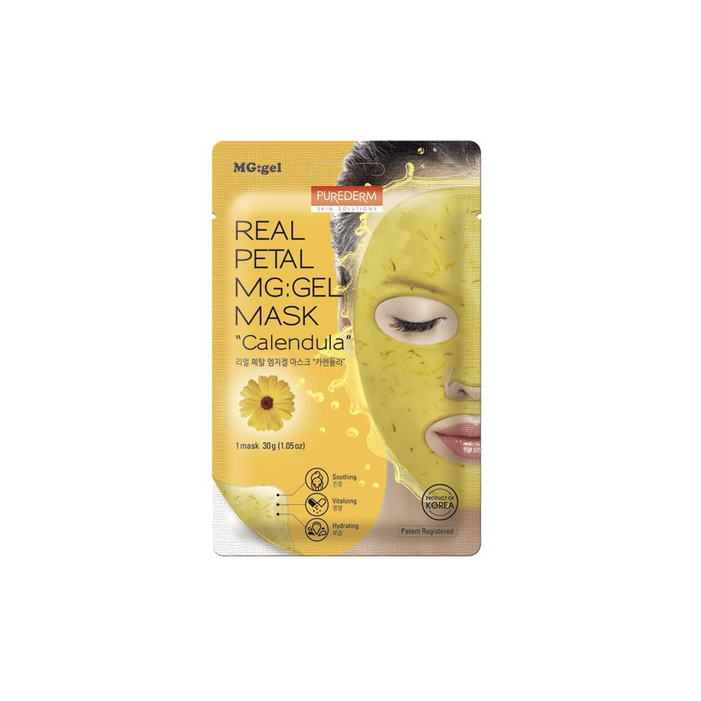 Calendula Real Petal MG:GEL Mask