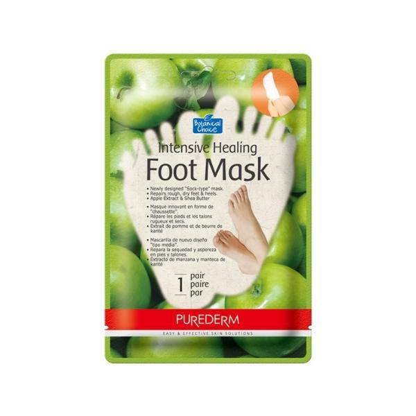 mascara de pies