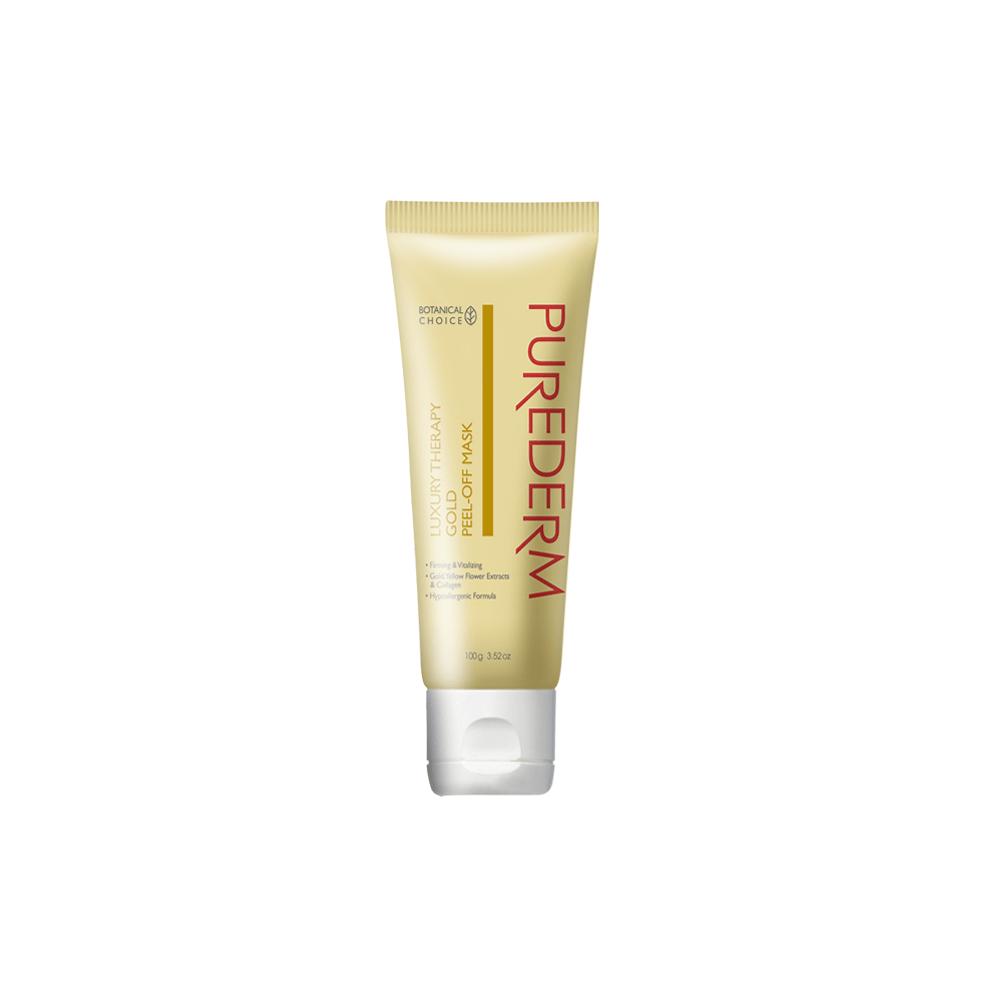 Gold peel off mask – Mascarilla peel-off firmeza