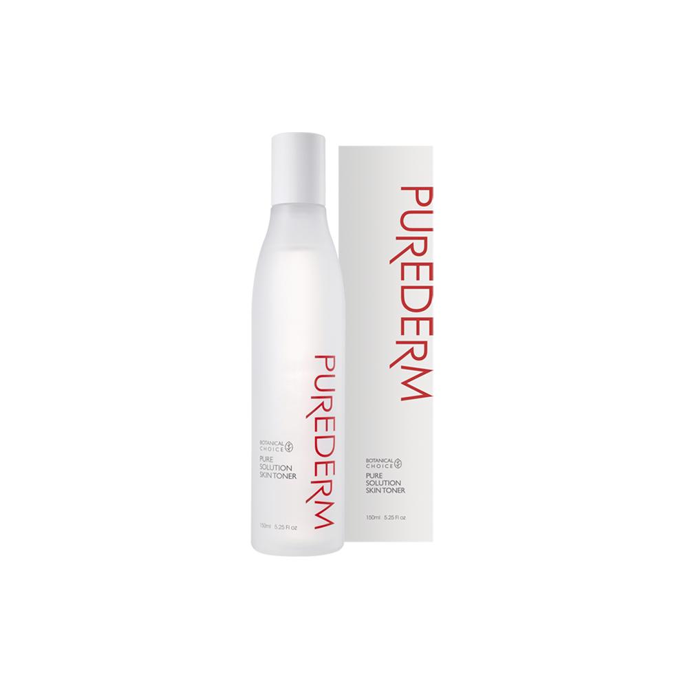 Pure solution skin toner – Tónico Facial con Niacinamida
