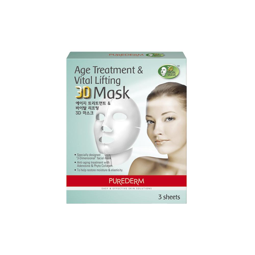 Age Treatment & Vital Lifting 3D Mask