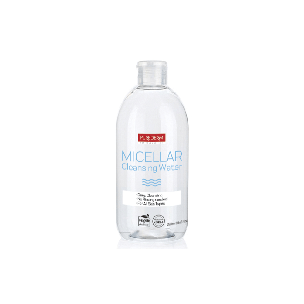 Agua Micelar con Ácido Hialurónico – Micellar Cleansing Water