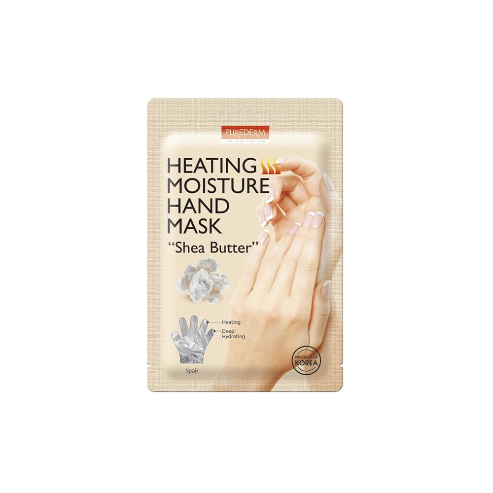 """Heating Moisture Hand Mask """"Shea Butter"""""""