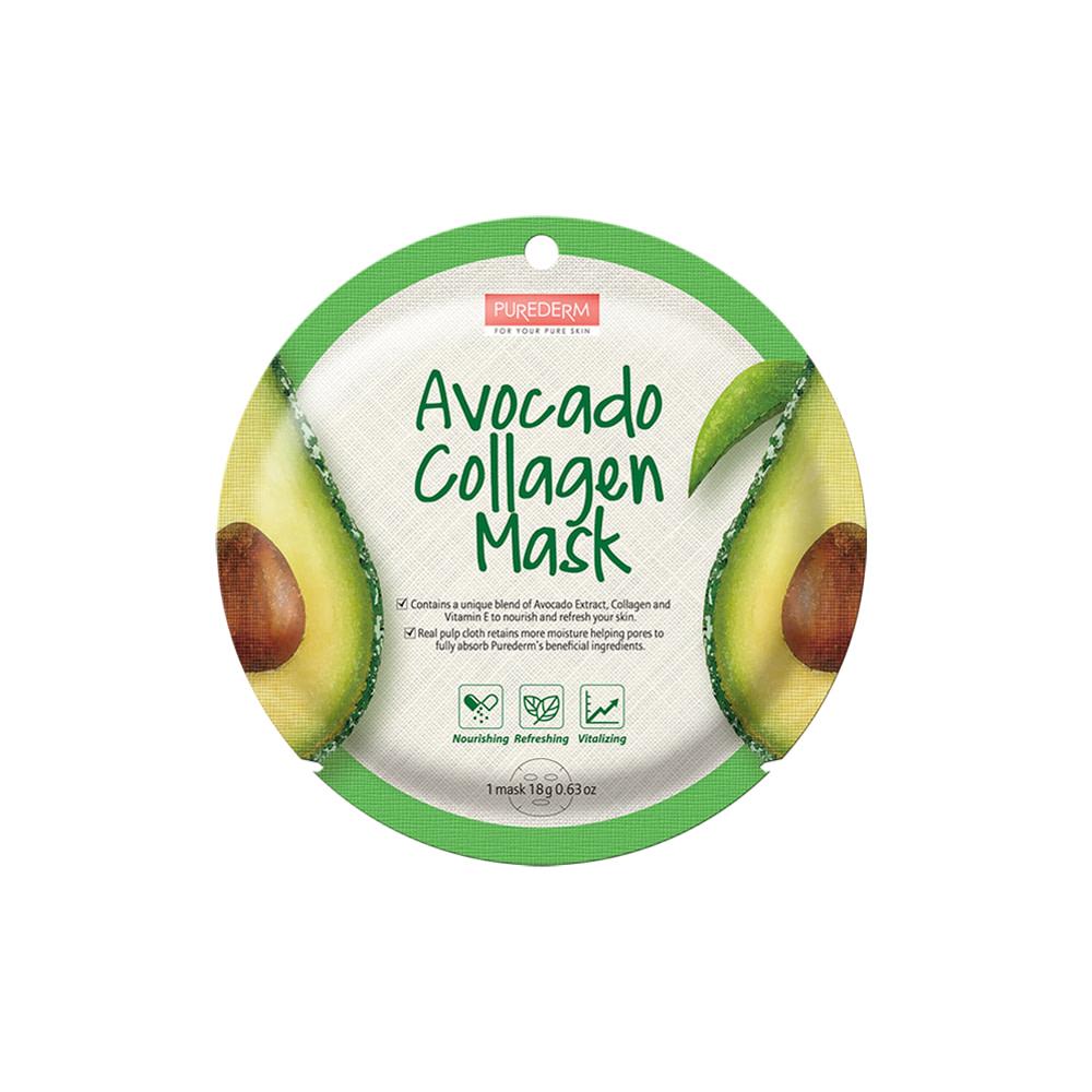 Mascarilla colágeno nutritiva – Avocado collagen mask
