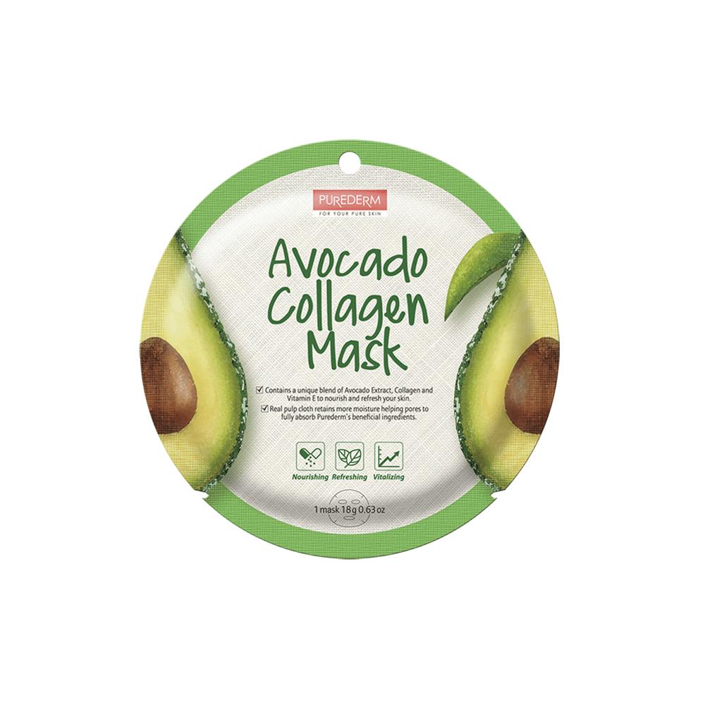 Avocado Collagen Mask