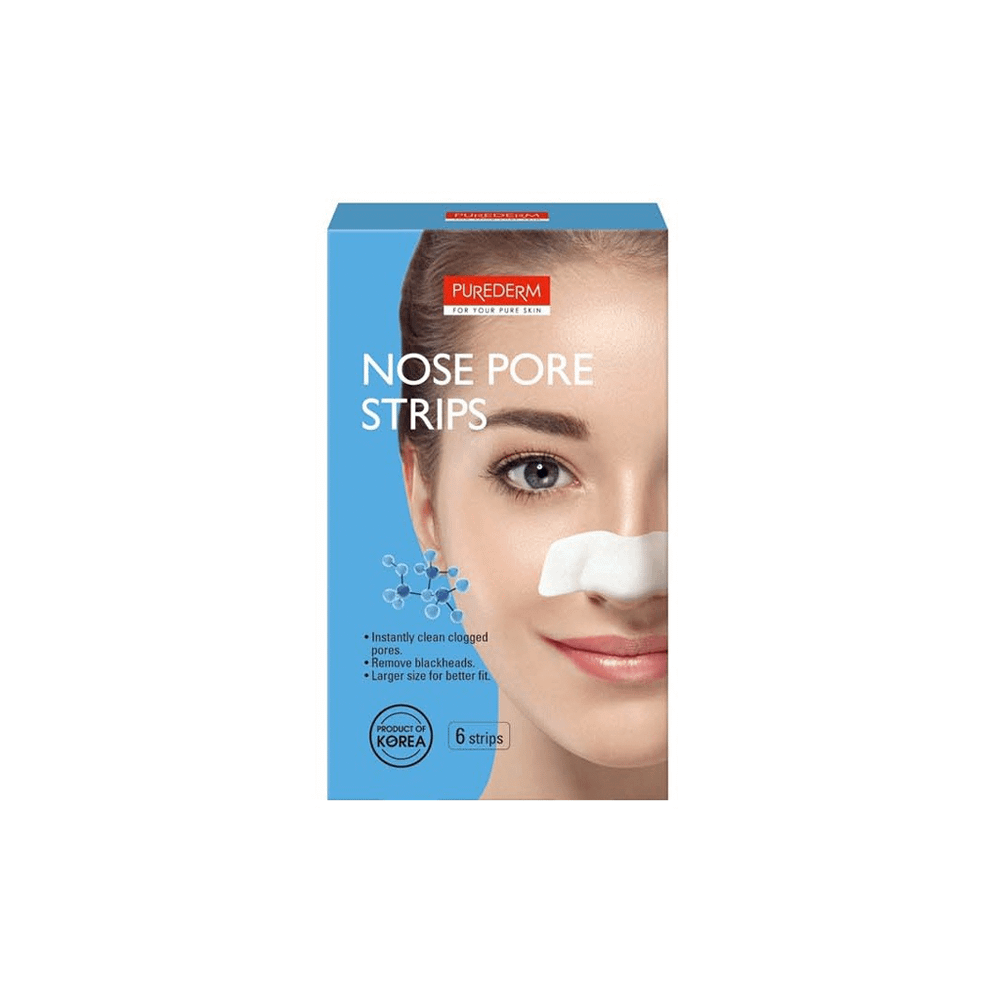 Banditas puntos negros y espinillas – Deep cleansing nose pore strips