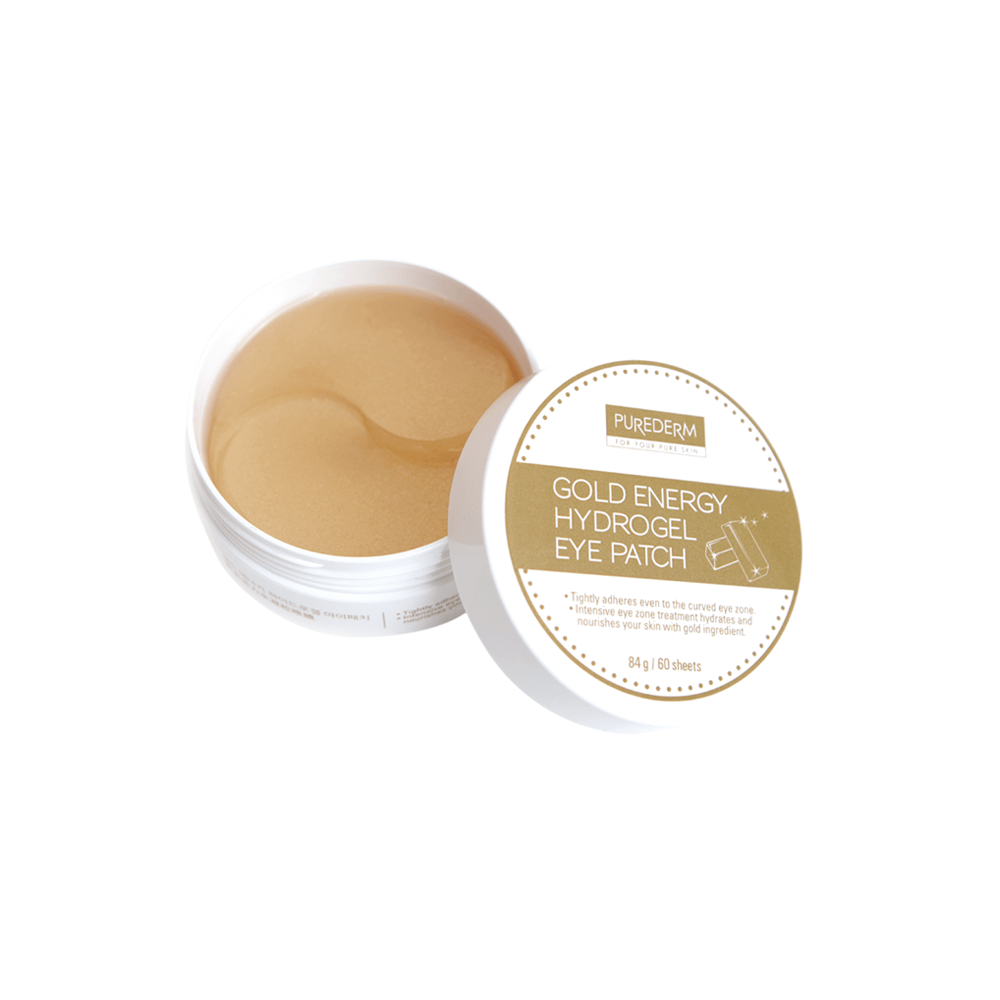 Parches hidrogel firmeza – Gold energy hydrogel eye patches