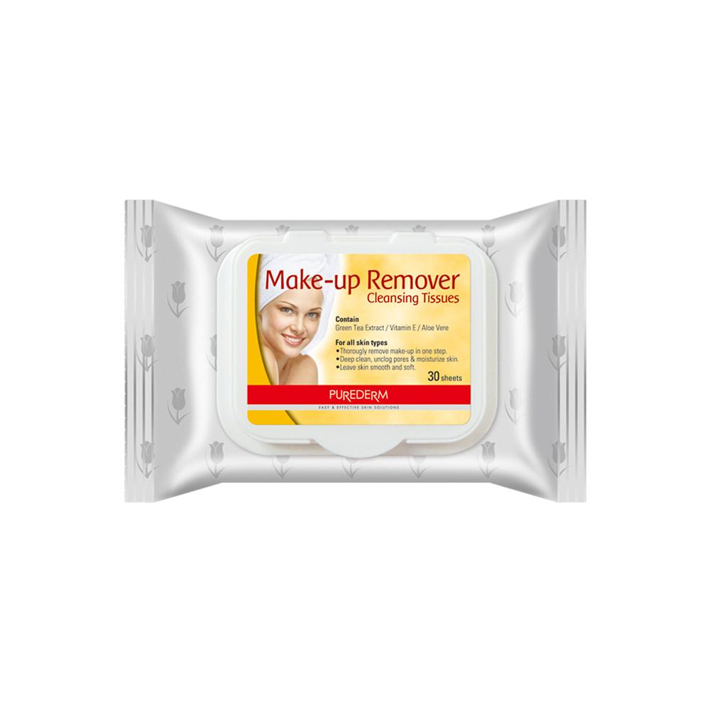 Toallitas desmaquillantes  – Makeup remover tissues