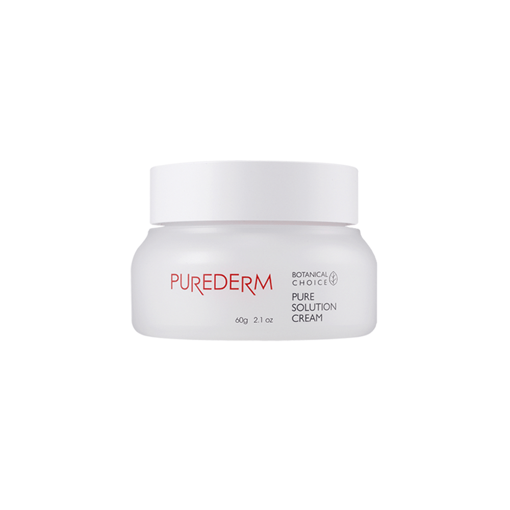 Crema Facial hidratante con Niacinamidas – Pure Solution Cream