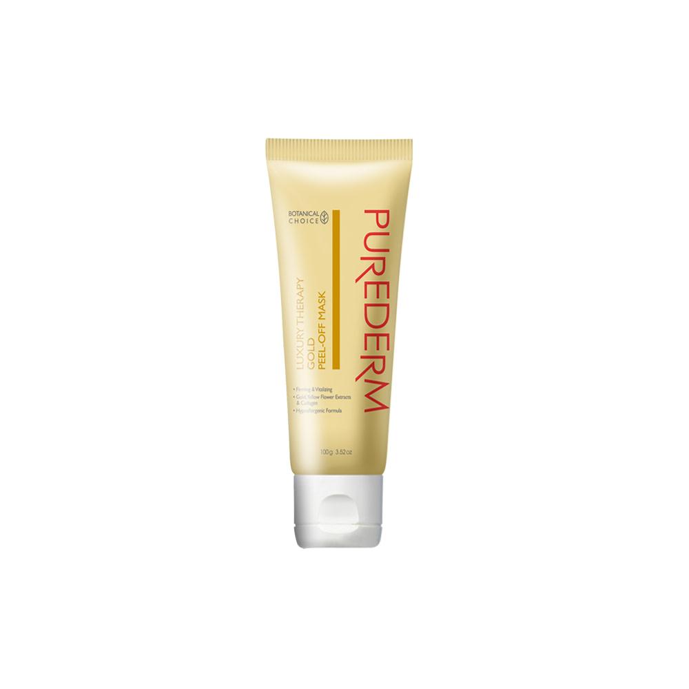 Mascarilla peel-off firmeza – Gold peel off mask