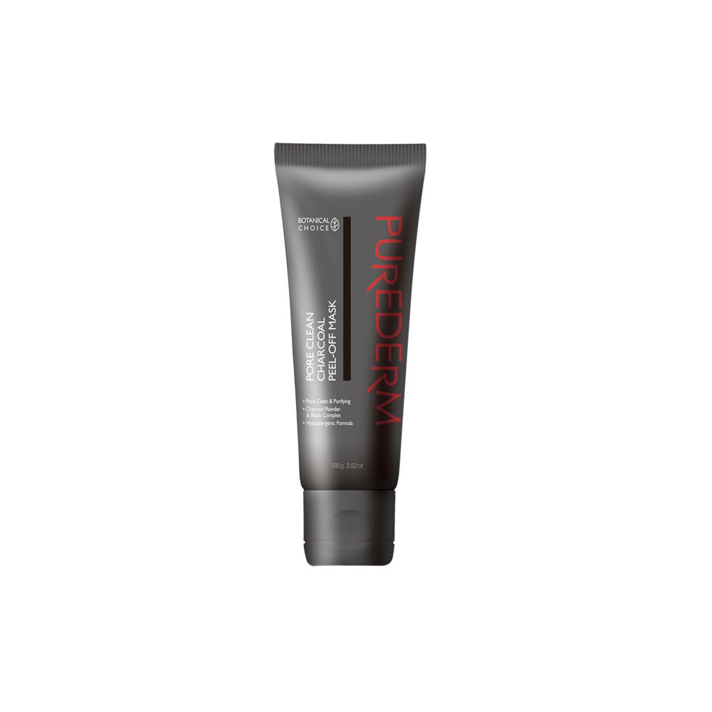 Mascarilla peel-off purificadora – Pore clean charcoal peel off mask