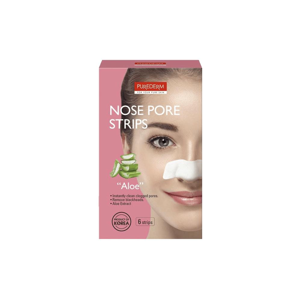 Aloe Nose Pore Strips